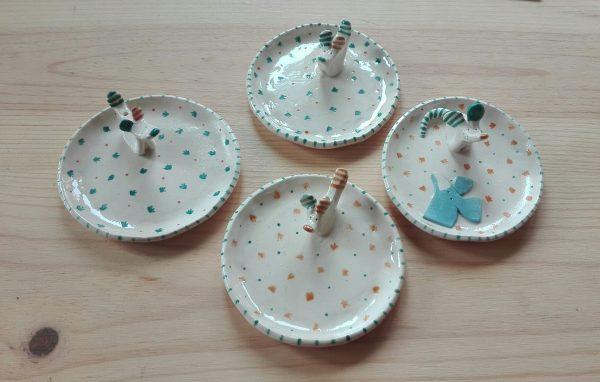 platitos de cerámica HeyJuddy