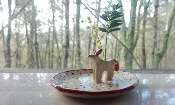 platito de cerámica HeyJuddy